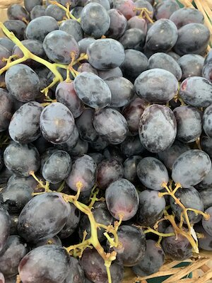 Black Grapes small