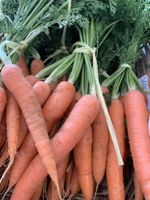 Bunched Carrot small