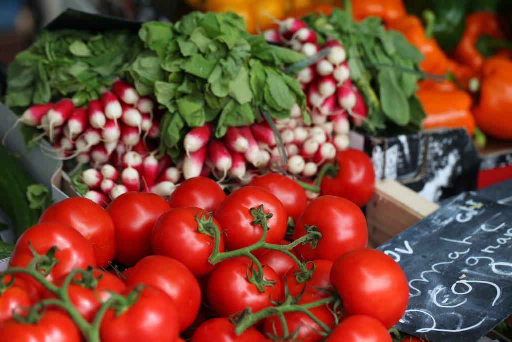 Produce small