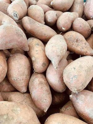 Sweet Potato small