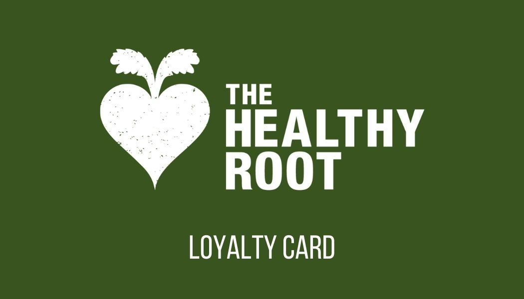 The Healthy Root Loyalty Card