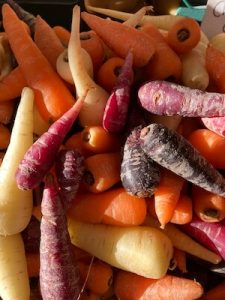 Chantenay-Carrots